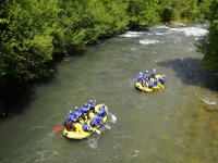 Rafting nelle Asturie