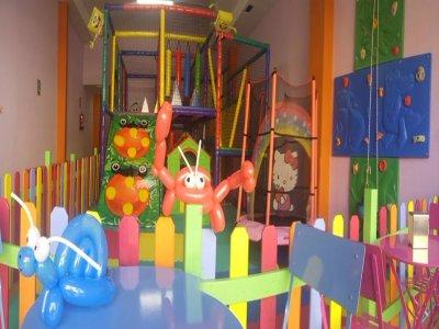 Parque Infantil Más que Bolas Campamentos Urbanos