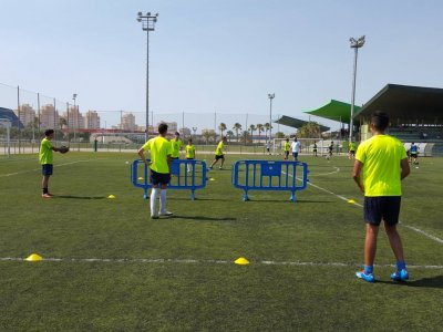 Advanced football camp Torrevieja 19 days