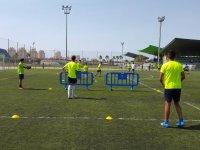 托雷维耶哈现代化足球训练营19天