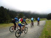 Caminos en bicicleta