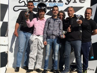 Premio de karting en Badajoz 45 minutos