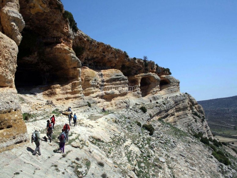 Lugares interes geologico