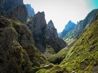 Percorsi attraverso i Picos de Europa