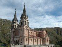 Visitando Covadonga
