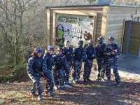 Paintball in the Ecopark
