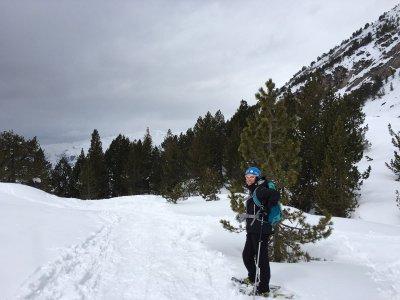 Raquetas de nieve Valles del Pirineo y alojamiento