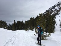 Snowshoes Pyrenees Valleys & accommodation