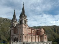 Visite a Covadonga