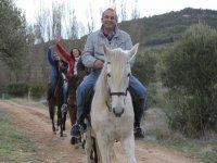 Equitazione nella Sierra de Altomira 1 ora