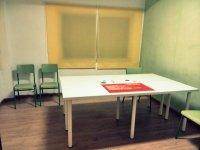 Salon con mesa