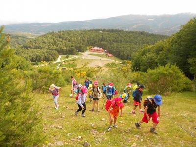Robotica e campo avventura a Burgos