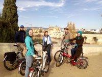 Electric Bike Guided Tour in Córdoba