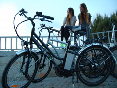 半天的科尔多瓦个性化自行车之旅