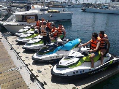 Jetski Valencia Motos de Agua