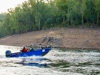 在奇亚拉水库钓鱼之旅