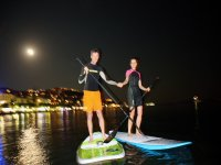 Paddle Surf on full moon nights