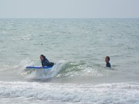 Corso di surf a Gavà 5 giorni 2 ore