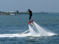 Learning flyboard