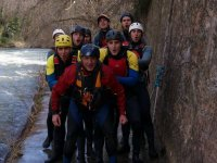 Bachelor/ette party with rafting, near Valencia