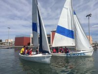 Sailboat kids school