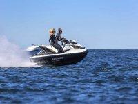 Monta en motos de agua en Calpe