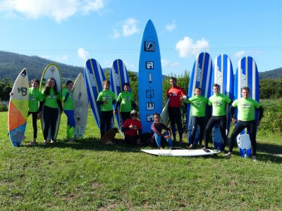 7-day surf camp in A Coruña