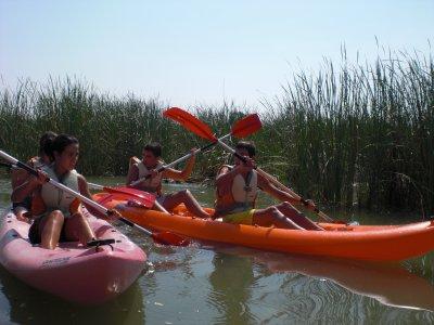 El Bicho del Pantano Canoas