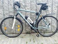 Diversion y ejercicio sobre la bicicleta