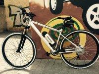 Conoced Madrid en bicicleta