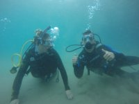 3h diving session in Salou