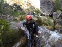 Canyoning for beginners in Salou