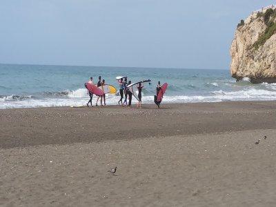 Campamento náutico verano Torremolinos niños 7-17
