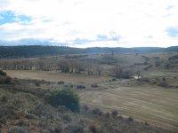 Manchega countryside