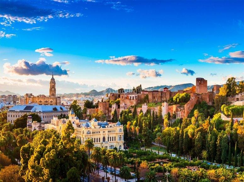 Malaga ciudad genial