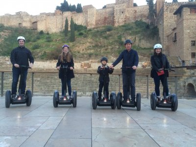 Segway route in the Alcazaba of Málaga (45 min)