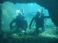 Bautizo subacuático