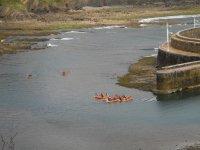 Actividades con canoas