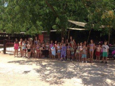 Hipica Ca L'Alzina Campamentos Hípicos
