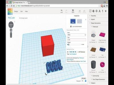 Campamento de diseño e impresión 3D Verano Bilbao