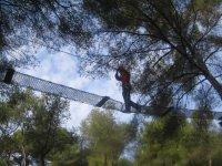 Parque Multiaventura塔拉戈纳儿童8-11岁