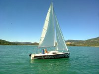 Naviguer sur notre voilier