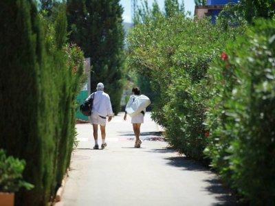 Vacaciones con tenis en Villena para adultos