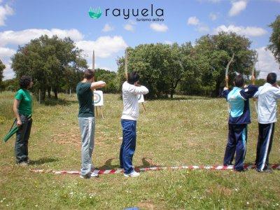 Rayuela Turismo Activo Tiro con Arco