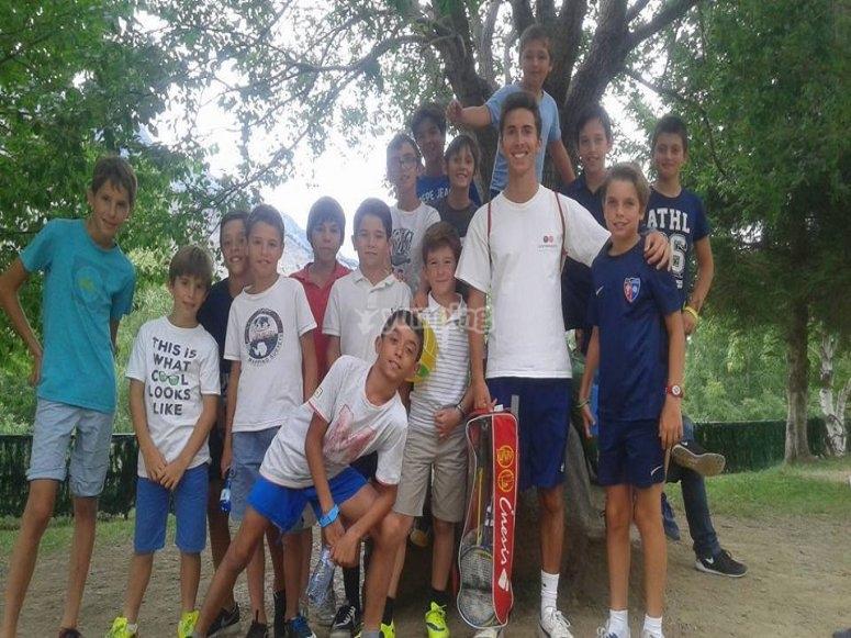 jovenes futbol