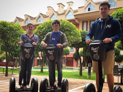 Segway around Sotogrande (1 hour)