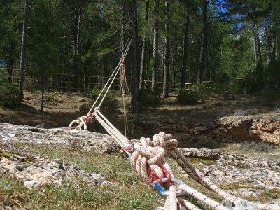 Rayuela Turismo Activo Tirolina