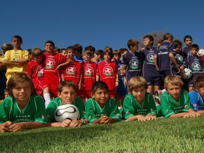 Stoichov Football Camp in Barcelona
