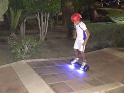 Hoverboard in Sotogrande (1 day)