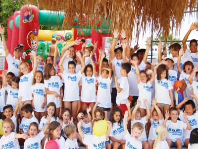 Day english camp in la Herradura